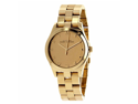 Marc Jacobs MBM3211 Gold Tone Stainless Steel Case and Bracelet Gold Tone Dial
