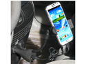 iKross Cigarette Car Mount Holder with 2 USB Ports for iPhone 5, iPod Touch 5 &#59; Samsung Galaxy S3, Note 2, Galaxy S4 and more