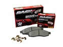 Dash4 Semi-Metallic Disc Brake Pad MD340