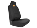 Pilot Automotive Collegiate Seat Cover Texas SC-904