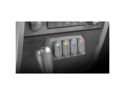 Rugged Ridge 17235.85 Low Switch Panel Kit