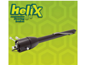 "Helix 32"" Paintable Steering Column Floor Shift STCOL2B"