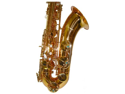 Merano E Flat Gold Alto Saxophone with Case