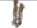 Merano E Flat Silver Alto Saxophone with Case