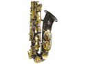 Merano E Flat Black Alto Saxophone with Case