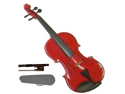 "Merano MA10 10"" Red Student Viola with Case, Bow + Free Rosin"