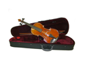 Merano MA400 12 inch Ebony Fitted Viola with Case and Bow