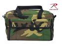 Rothco Mechanics Tool Bag in Woodland Camo
