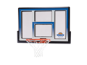 """Lifetime World Class 73621 Basketball Board and Rim with 48"""" Shatterguard Board"""