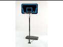 Lifetime Streamline 1268 Portable Basketball Hoop with 44 Inch Impact Backboard