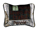 """Set of 2 Horse Lovers Decorative Throw Pillows 9"""" x 12"""""""
