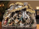10-Piece Joseph's Studio Religious Christmas Nativity Set