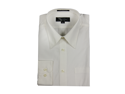 Men's Winter White Button-Down Dress Shirt - Size 18 38/39