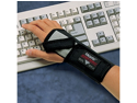 "Allegro 7110-01 MaxRist, Wrist Support, Left, Black, Small 5 1/2"" x 6 1/2"""