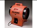 "Allegro 9539-12DC 12"" DC Industrial Plastic Blower"