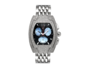 Aqua Master Men's Fancy Diamond Watch, 4.00 ctw