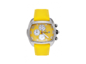 Aqua Master Men's Aqua Beetle Diamond Watch Yellow, 1.00 ctw