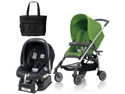 Inglesina AG54E5APLUS AVIO Stroller Travel System in Apple  Green