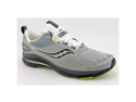 Saucony Grid Profile Mens Size 10.5 Gray Mesh Running Shoes