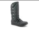 Roxy Mayflower Womens Size 10 Gray Textile Fashion Mid-Calf Boots UK 7.5