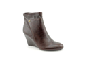 Franco Sarto Vox Womens Size 8.5 Brown Fashion Ankle Boots