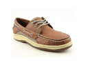 Sperry Top Sider Billfish 3-Eye Mens Size 8.5 Brown Boat Moc Leather Boat Shoes