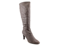 Impo Teddie Womens Size 8 Gray Fashion Knee-High Boots