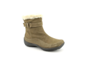 Naturalizer Valour Womens Size 9 Beige Suede Winter Boots