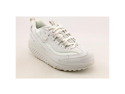 Skechers Shape-Ups Metabolize Toning Shoes White Womens