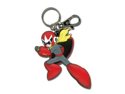 Protoman Megaman 10 Key Chain anime bag clip zipper pull GE Animation