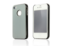 Metal Back Cover Case for iPhone 4/4S