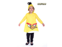 Toddler Angry Birds Yellow Birds Costume