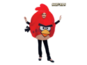 Childs Angry Birds Red Bird Costume