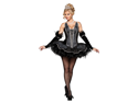 Adult Black Swan Costume Incharacter Costumes LLC 8001