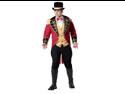 Plus Size Ringmaster Costume Incharacter Costumes LLC 5049