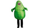 Men's Ghostbusters Inflatable Slimer Adult Costume