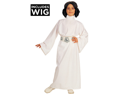 Girl's Deluxe Princess Leia Star Wars Costume