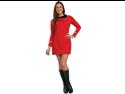 Adult Red Classic Star Trek Dress Costume Rubies 889061