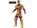 Men's Iron Man Mark 42 Deluxe Adult Costume