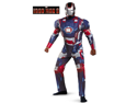 Men's Iron Man Patriot Deluxe Adult Costume