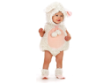 Baby Girls Lamb Costume
