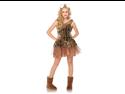 Tween Cave Girl Costume