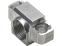 Stainless Steel Adapter Used For