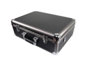 Ape Case ACHC5700 Extra Large Aluminum Wheeled Hard Case (Grey/Black)