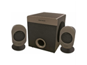 Gear Head SP3750ACB Gear head powered desktop 2 1 speaker system