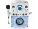 Singing Machine SML385W Singing machine sml385w&#59; sound and light show karaoke system (white)