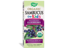New Sambucus Organic for Kids - Nature's Way - 4 oz - Liquid