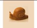 Incense Holder - Upright Snail - Maroma - 1 - Holder