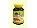 Hema-Plex with Iron - Nature's Plus - 60 - VegCap