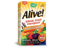 Alive! Whole Food Energizer (Iron-free) - Nature's Way - 60 - Tablet